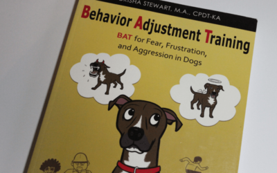 Behavior Adjustement Training, BAT for fear, frustration and aggression in dogs