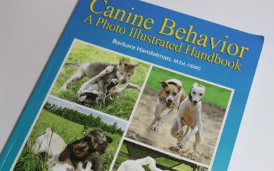 Canine behavior, a photo illustrated handbook
