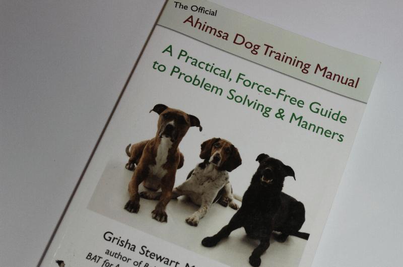 Ahimsa dog training manual
