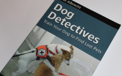 Dog Detectives, train your dog to find lost pets