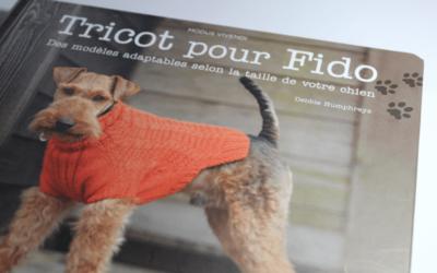 Tricot pour Fido, des modèles adaptables selon la taille de votre chien