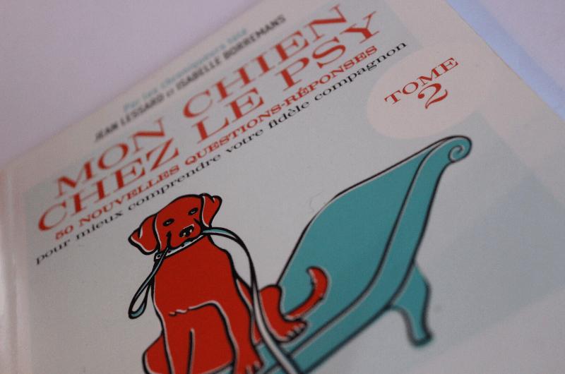 Mon chien chez le psy, 50 nouvelles questions-réponses pour mieux comprendre votre fidèle compagnon, Tome 2,